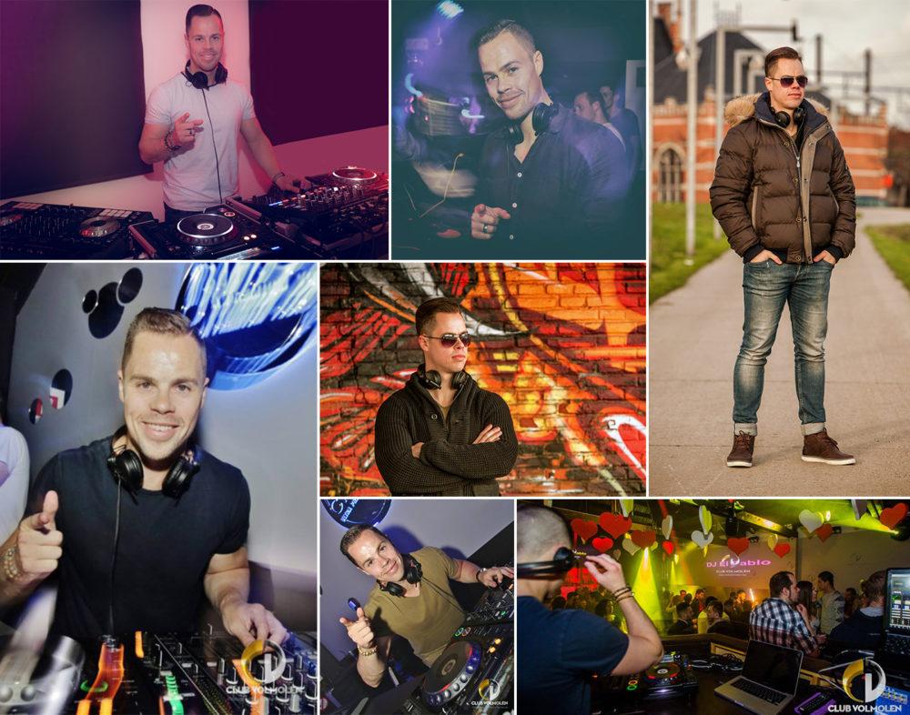 Profielfoto's Grid DJ El Pablo
