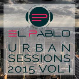 Album Cover Urban Sessions 2015 Vol. I