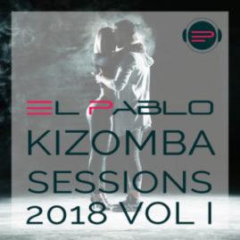 Album Cover Kizomba Sessions 2018 Vol. I