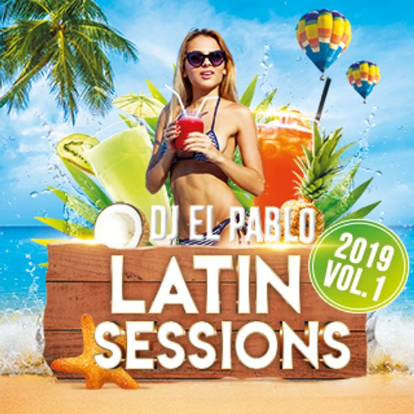 Latin sessions Latin mixtape