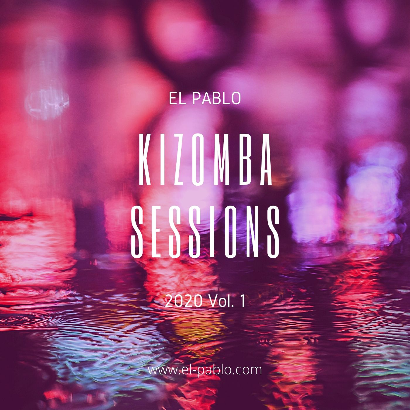 Cover Kizomba Sessions 2020 Vol. 1