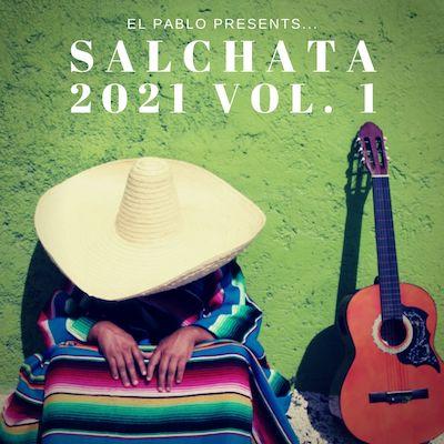 CD cover Salchata 2021 Vol. 1